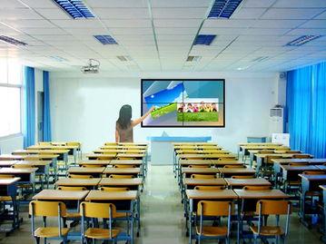 现代化的教室(图1)